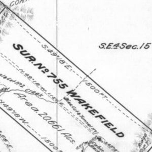 Wakefield And Mother Lode Quartz Mining Claims (1912) - Linn County