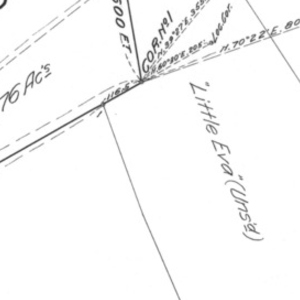 Click this thumbnail for a full view of 13.876 acre claim of David A. Mckeown known as the Argonaut Mining Claim located in Grant County, Oregon.