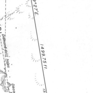 Click this thumbnail for a full view of Claim of A.H. Wild, Clinton P. Haight, Jr. known as the Billie Girl Lode located in Grant County, Oregon.