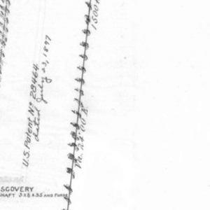 Click this thumbnail for a full view of 20.66 acre claim of Miriam F. Smith known as the Summit Silver Quartz Mine located in the Mount Chopaka And Similkameen Mining District of Okanogan County, Washington.